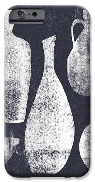 Vessel Sampler- Art By Linda Woods IPhone Case by Linda Woods