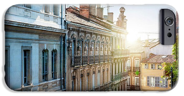 View In Toulouse IPhone Case by Elena Elisseeva
