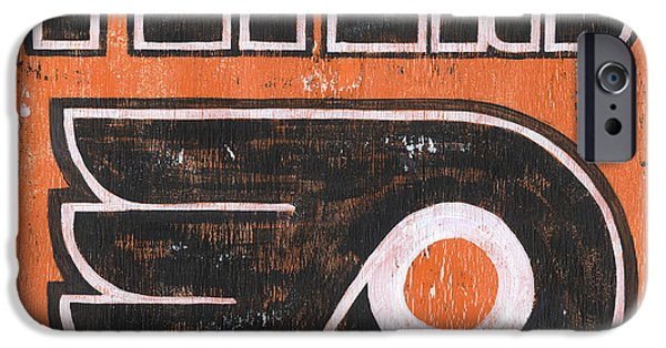 Vintage Flyers Sign IPhone Case by Debbie DeWitt