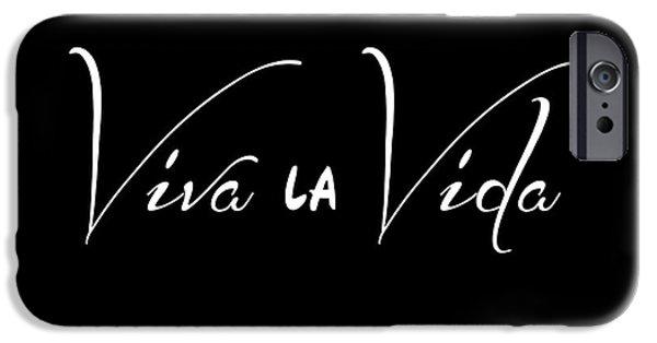 Viva La Vida IPhone 6s Case by Liesl Marelli