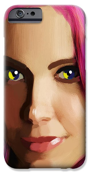 Vivian Mayer New Portrait IPhone Case by Maciej Mackiewicz
