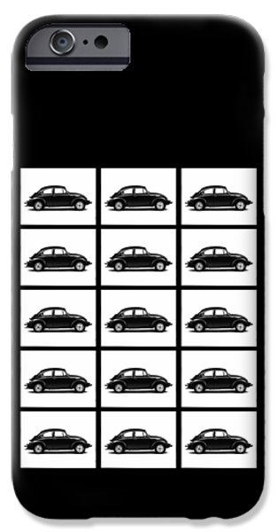 Vw Theory Of Evolution IPhone 6s Case by Mark Rogan