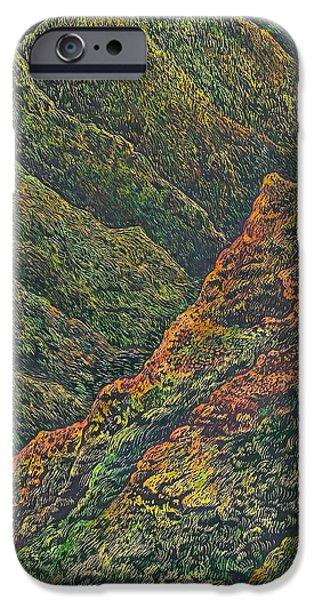 Waimea Canyon, Kauai IPhone Case by Cynthia Conklin