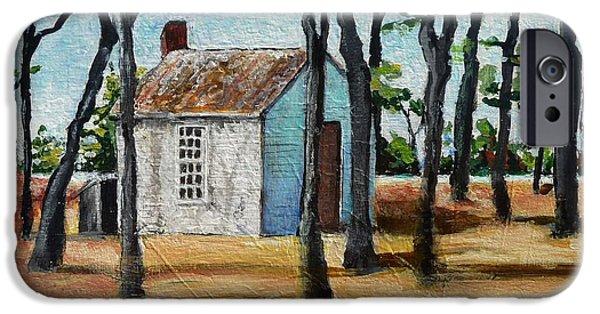 Walden Pond IPhone Case by Deanna White
