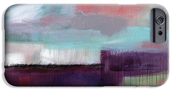Wanderlust 22- Art By Linda Woods IPhone Case by Linda Woods