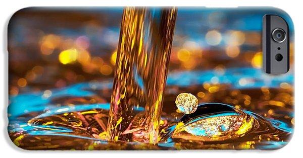 Water And Oil IPhone 6s Case by Setsiri Silapasuwanchai