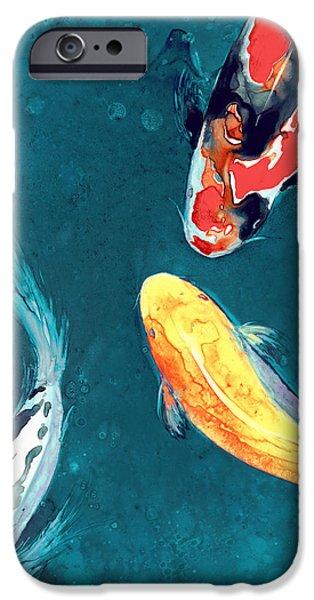 Water Ballet IPhone 6s Case by Brazen Edwards