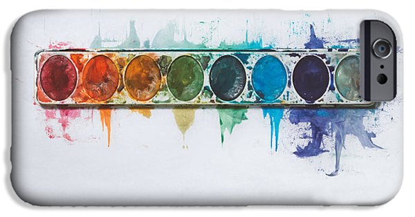 Water Colors IPhone Case by Scott Norris