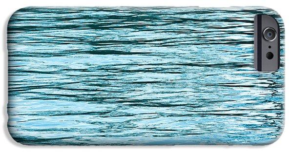 Water Flow IPhone Case by Steve Gadomski