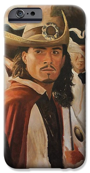 Will Turner IPhone 6s Case by Caleb Thomas