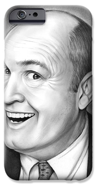 Willard Scott IPhone Case by Greg Joens