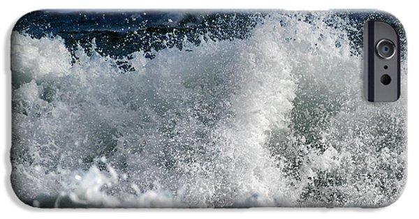 Windsurfer IPhone Case by Stelios Kleanthous