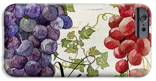 Wines Of Paris IPhone Case by Mindy Sommers