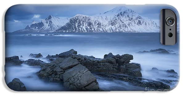 Winter Smoke IPhone Case by Timm Chapman