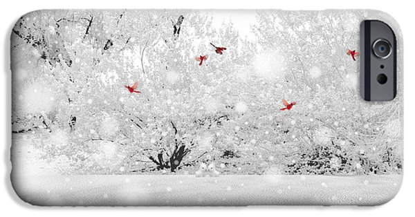 Winter, Winter IPhone Case by Kume Bryant
