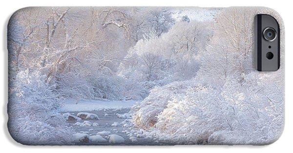 Winter Wonderland - Colorado IPhone Case by Darren White