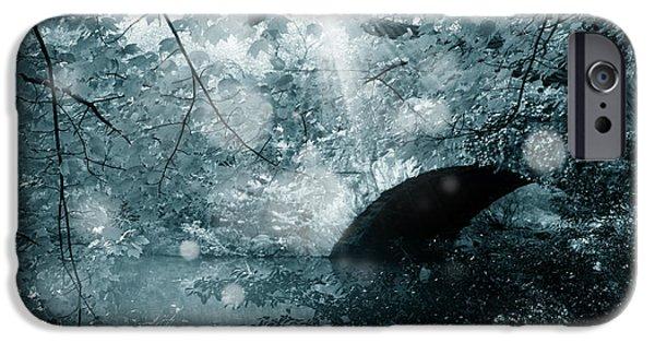Woods 2 IPhone Case by Mark Ashkenazi