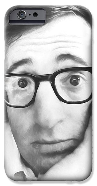 Woody IPhone Case by Dan Sproul