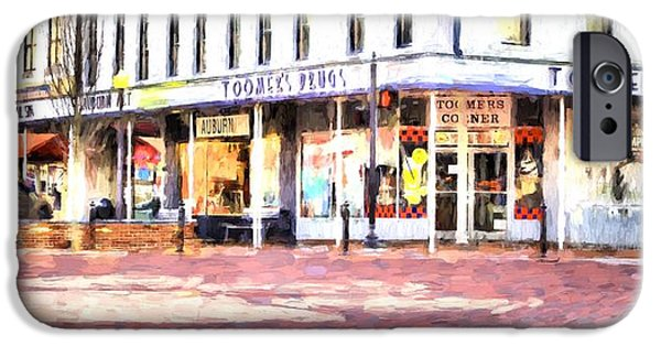 World Famous Toomers Corner IPhone Case by JC Findley