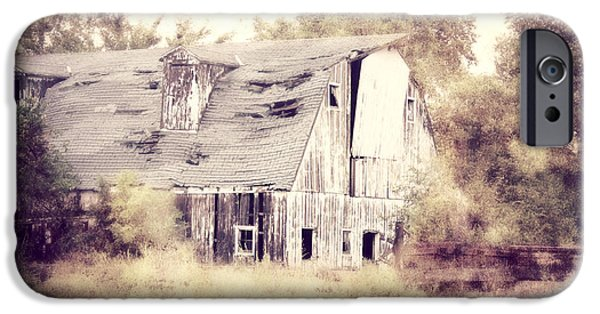 Worn Out IPhone Case by Julie Hamilton