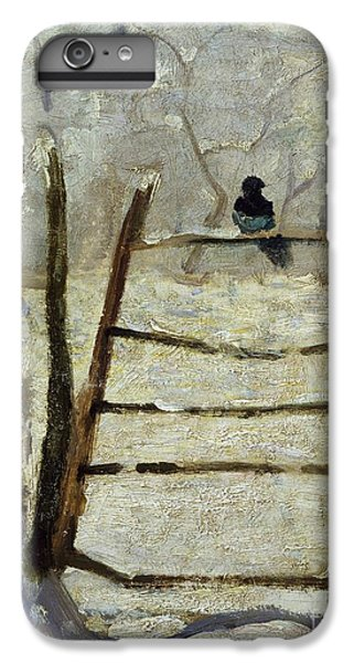 The Magpie IPhone 6s Plus Case by Claude Monet