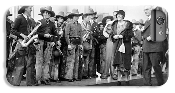 Cowboy Band, 1929 IPhone 6s Plus Case by Granger