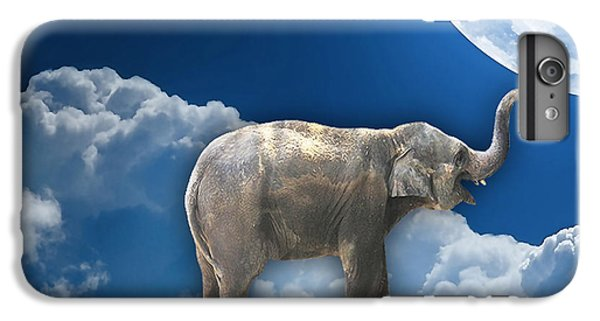 Flight Of The Elephant IPhone 6s Plus Case by Marvin Blaine