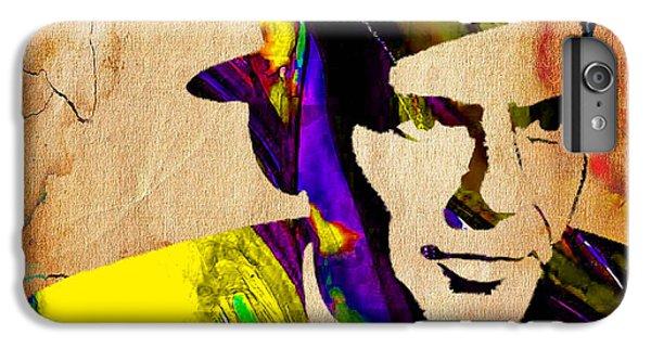 Frank Sinatra Art IPhone 6s Plus Case by Marvin Blaine