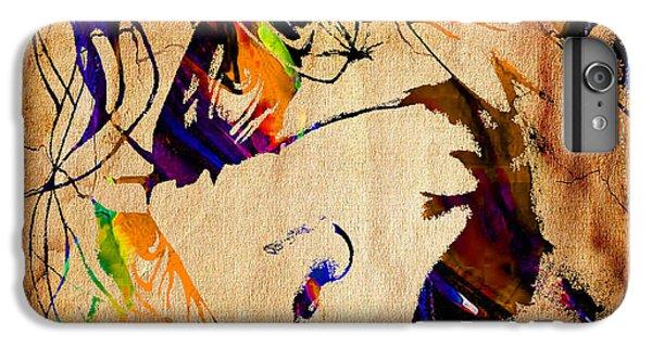 Heath Ledger The Joker Collection IPhone 6s Plus Case by Marvin Blaine