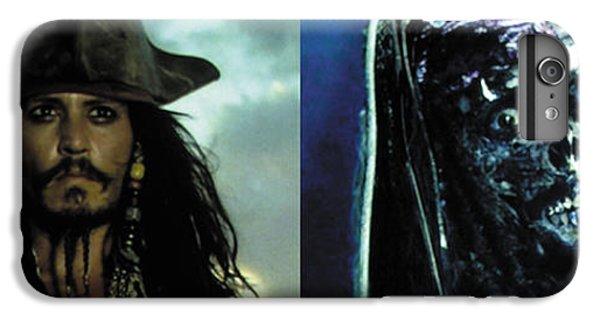 Jack Sparrow IPhone 6s Plus Case by Jack Hood