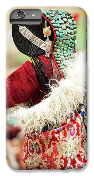 Ladakh, India Married Ladakhi Women IPhone 6s Plus Case by Jaina Mishra