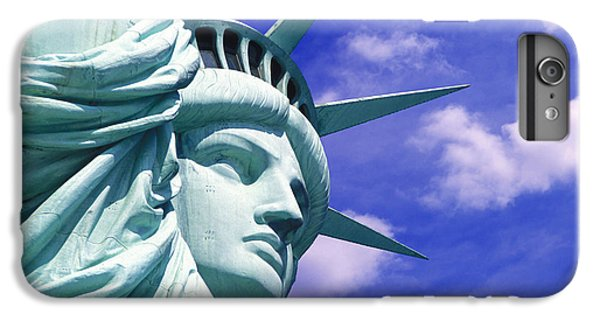 Lady Liberty IPhone 6s Plus Case by Jon Neidert