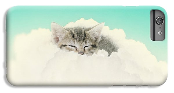 On Cloud Nine IPhone 6s Plus Case by Amy Tyler