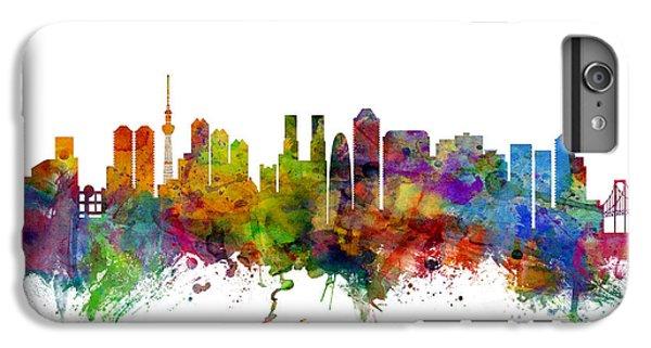 Tokyo Japan Skyline IPhone 6s Plus Case by Michael Tompsett