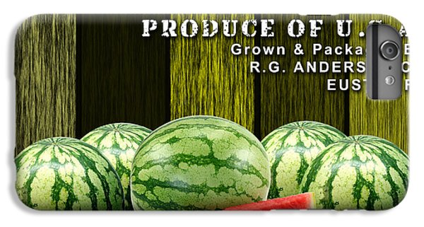 Watermelon Farm IPhone 6s Plus Case by Marvin Blaine
