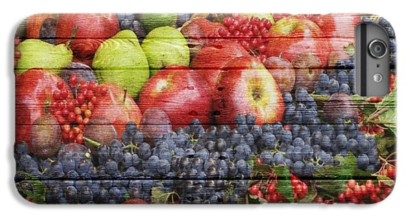 Fruit IPhone 6s Plus Case by Joe Hamilton
