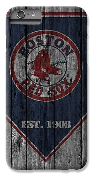 Boston Red Sox IPhone 6s Plus Case by Joe Hamilton