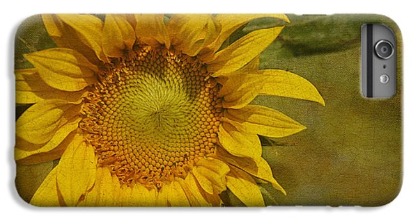 Sunflower IPhone 6s Plus Case by Cindi Ressler