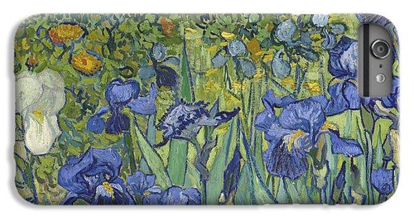 Irises IPhone 6s Plus Case by Vincent Van Gogh