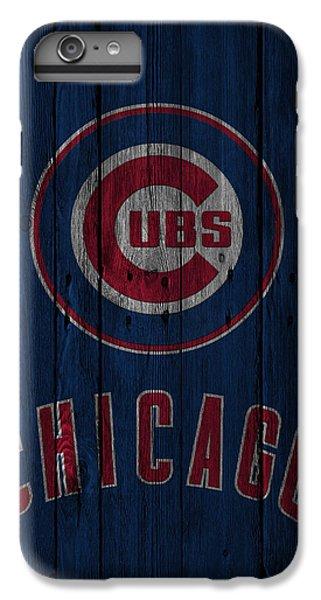 Chicago Cubs IPhone 6s Plus Case by Joe Hamilton