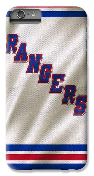 New York Rangers IPhone 6s Plus Case by Joe Hamilton