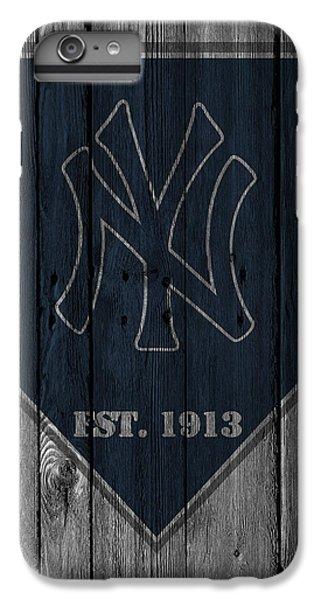 New York Yankees IPhone 6s Plus Case by Joe Hamilton