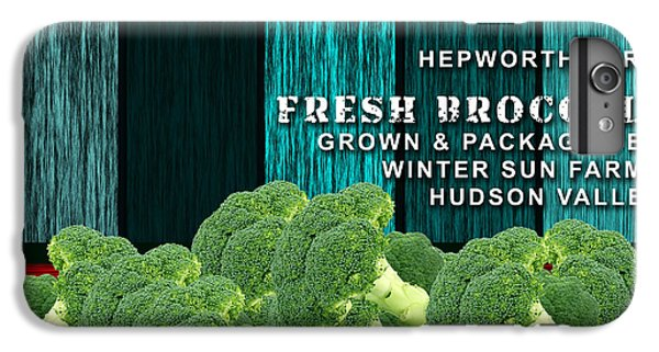 Broccoli Farm IPhone 6s Plus Case by Marvin Blaine