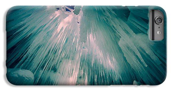 Ice Castle IPhone 6s Plus Case by Edward Fielding
