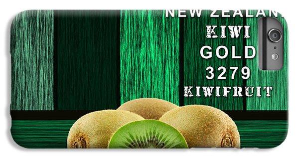 Kiwi Farm IPhone 6s Plus Case by Marvin Blaine