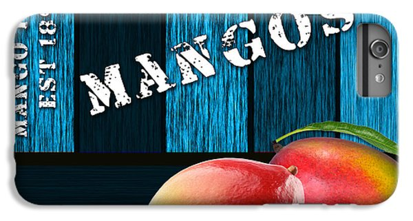 Mango Farm Sign IPhone 6s Plus Case by Marvin Blaine
