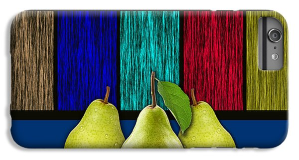 Pears IPhone 6s Plus Case by Marvin Blaine