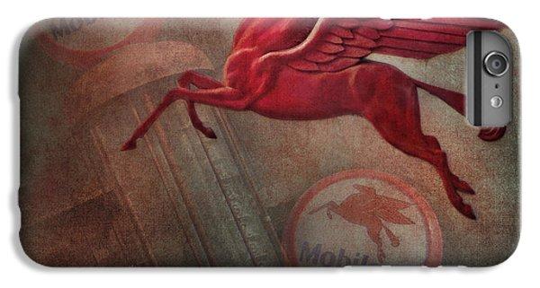 Pegasus IPhone 6s Plus Case by David and Carol Kelly