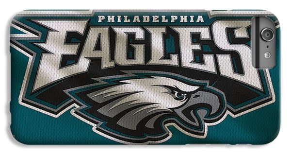 Philadelphia Eagles Uniform IPhone 6s Plus Case by Joe Hamilton