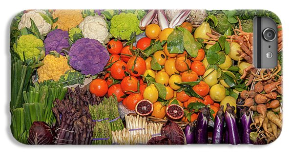 Usa, Massachusetts, Boston, Boston Food IPhone 6s Plus Case by Jim Engelbrecht